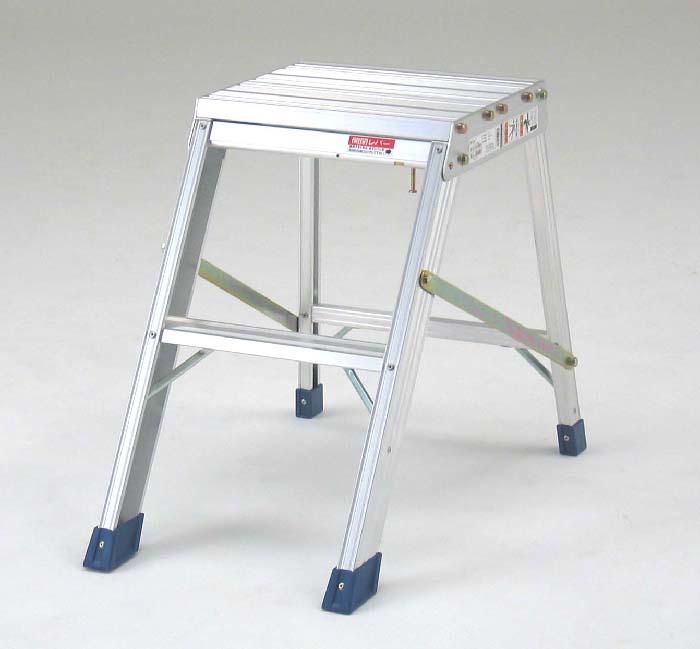 折りたたみ式作業台のロングセラー製品 AG-B600 2段 ( 作業台 折りたたみ コンパクト 2段 軽量 送料無料 )