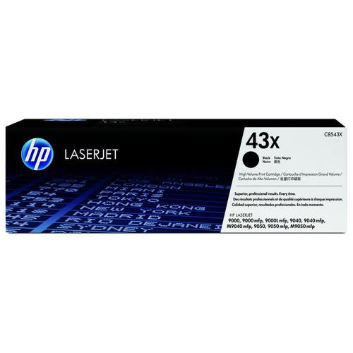 HP トナーカートリッジ C8543X 1個 【送料無料】