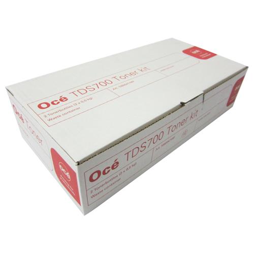 【お取寄せ品】 オセ B7トナーキット 500g/本 B7TK 1箱(2本) 【送料無料】