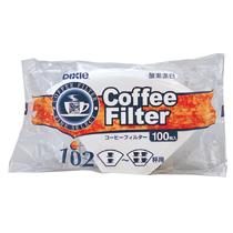 コーヒーフィルター 日本デキシー コーヒーフィルター102 ☆送料無料☆ 当日発送可能 漂白 100枚 1パック KOTB02CN 2~4杯用 売り込み