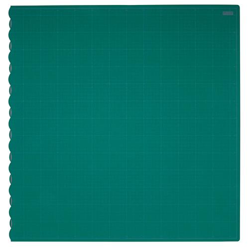 TANOSEE 二つ折りデスクサイズカッターマット 690×1340mm 1枚 【送料無料】