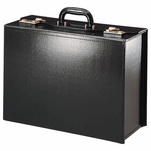 ライオン事務器 ビジネスバッグ 黒 BF-91 1個 【送料無料】