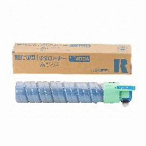 リコー IPSiO トナー タイプ400A シアン 636599 1個 【送料無料】