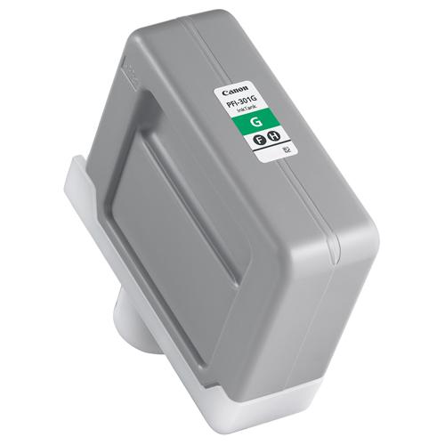 【お取寄せ品】 キヤノン インクタンク PFI-301 顔料グリーン 330ml 1493B001 1個 【送料無料】
