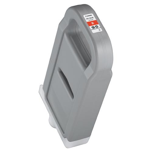 【お取寄せ品】 キヤノン インクタンク PFI-701R 顔料レッド 700ml 0906B001 1個 【送料無料】