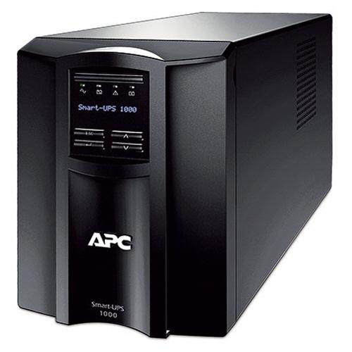 APC(シュナイダーエレクトリック) UPS 無停電電源装置 Smart-UPS 1000 LCD 100V タワー型 1000VA/670W SMT1000J 1台 【送料無料】