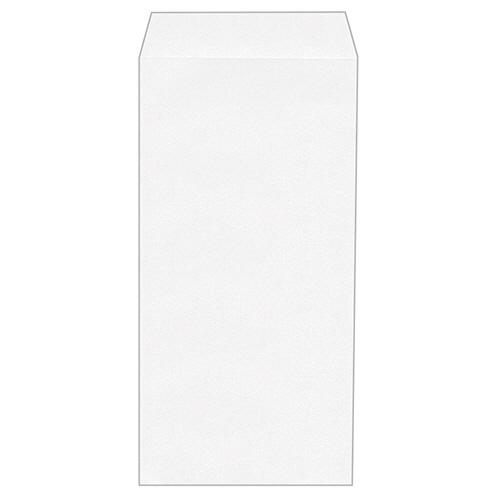 〒枠なし 透けないケント紙封筒 ホワイト ハート 透けない封筒 ケント ワンタッチテープ付 長3 m2 XEP244 100枚 限定品 1パック 80g 実物