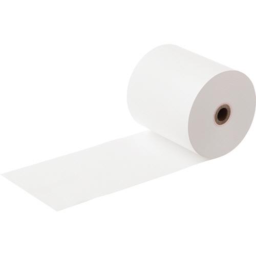 しっかりした厚みのあるレジロール紙 割り引き TANOSEE 感熱レジロール紙 ノーマルタイプ 5巻 税込 75μ 58×80×12mm 1パック