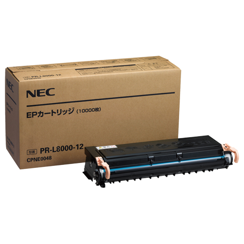 【お取寄せ品】 NEC EPカートリッジ PR-L8000-12 1個 【送料無料】