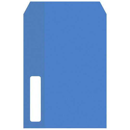 PCA 単票給与明細書用窓付封筒 215×153mm テープ付 PA1112F 1箱(500枚) 【送料無料】