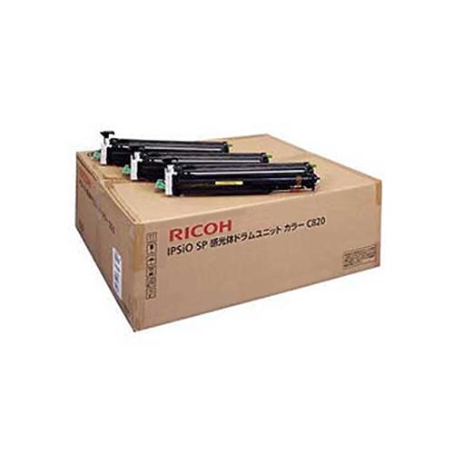 リコー IPSiO SP 感光体ドラムユニット C820 ブラック 515595 1個 【送料無料】