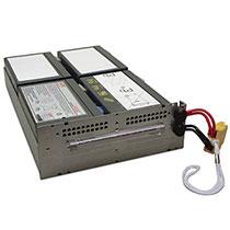 【お取寄せ品】 APC(シュナイダーエレクトリック) UPS交換用バッテリキット SMT1500RMJ2U用 APCRBC133J 1個 【送料無料】