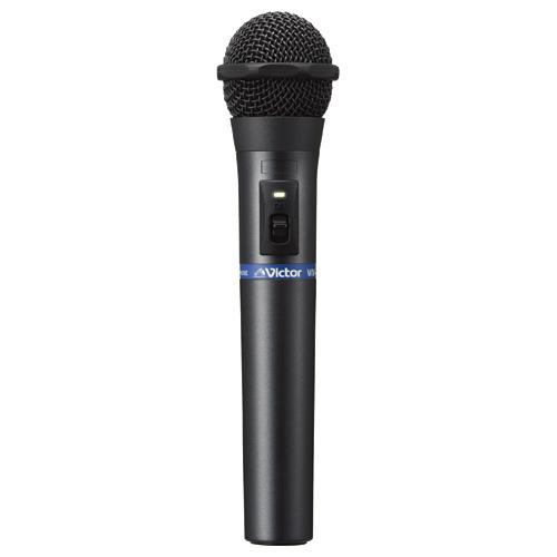 【お取寄せ品】 JVC ワイヤレスマイクロホン スピーチ用バンド型 WM-P970 1個 【送料無料】