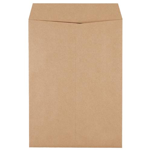 破れにくい高強度のクラフト封筒 ゆうメール にぴったり ピース 全品最安値に挑戦 発送用封筒スーパークラフト テープなし 角2 100g 733-00 1箱 m2 マーケット 500枚 送料無料 業務用パック