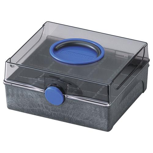 卓抜 透明フタなので中身がひと目で分かります シヤチハタ 印箱 IBN-02 バーゲンセール 1個 中型