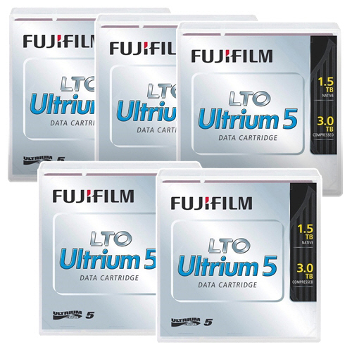 優れた品質 【お取寄せ品】 富士フイルム LTO Ultrium5 データカートリッジ【送料無料】 バーコードラベル(横型)付 1.5TB【お取寄せ品】 LTO FB UL-5 OREDPX5Y 1パック(5巻)【送料無料】, S.R.S.:d0318d11 --- mag2.ensuregroup.ca
