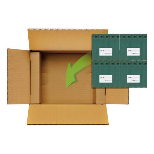 【お取寄せ品】 富士フイルム LTO Ultrium4 データカートリッジ エコパック 800GB LTO FB UL-4 800G ECO J 1箱(20巻) 【送料無料】