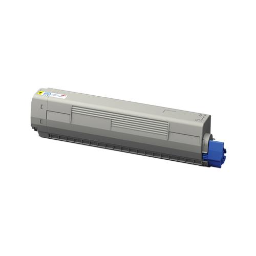 沖データ 大容量トナーカートリッジ イエロー TNR-C3LY2 1個 【送料無料】