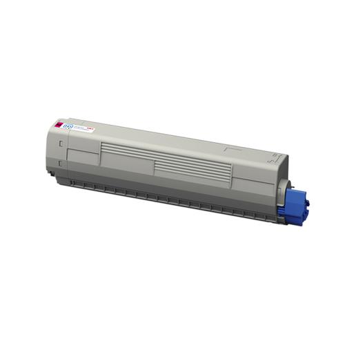 沖データ 大容量トナーカートリッジ マゼンタ TNR-C3LM2 1個 【送料無料】
