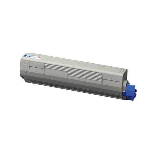 沖データ 大容量トナーカートリッジ シアン TNR-C3LC2 1個 【送料無料】