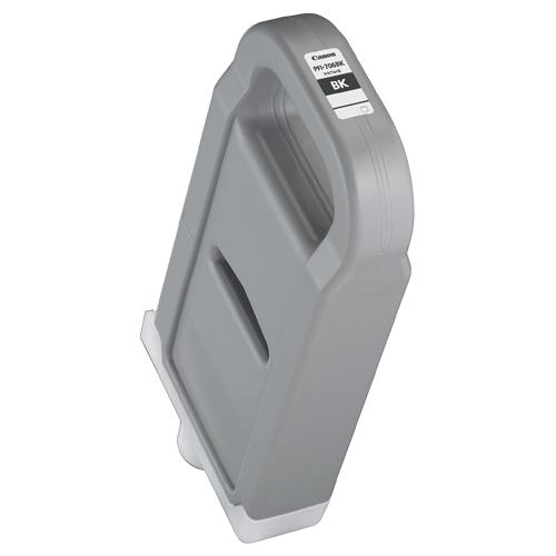 【お取寄せ品】 キヤノン インクタンク PFI-706BK 顔料ブラック 700ml 6681B001 1個 【送料無料】