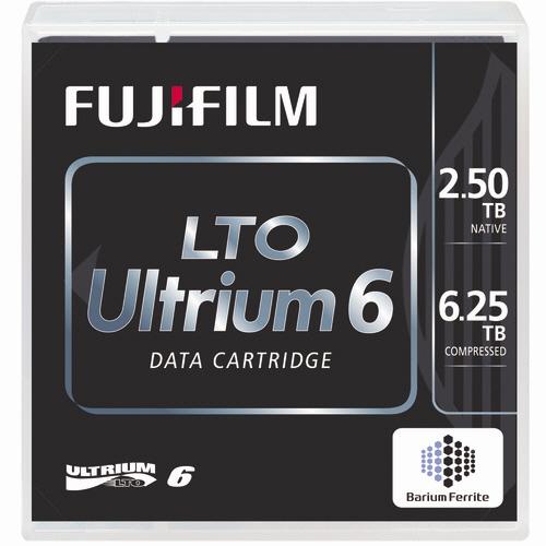 【お取寄せ品】 富士フイルム LTO Ultrium6 データカートリッジ 2.5TB LTO FB UL-6 2.5T JX5 1パック(5巻) 【送料無料】