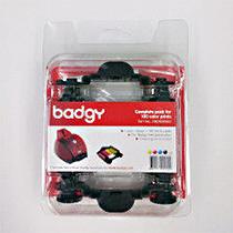 【お取寄せ品】 カーデックス バッジー消耗品キット25 サプライ一式(厚口カード入) VBDG25 1セット 【送料無料】