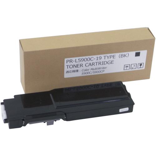 【お取寄せ品】 トナーカートリッジ PR-L5900C-19 汎用品 ブラック 1個 【送料無料】