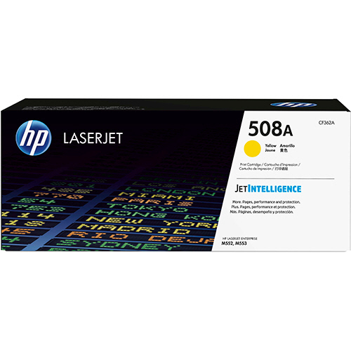 HP 508A トナーカートリッジ イエロー CF362A 1個 【送料無料】
