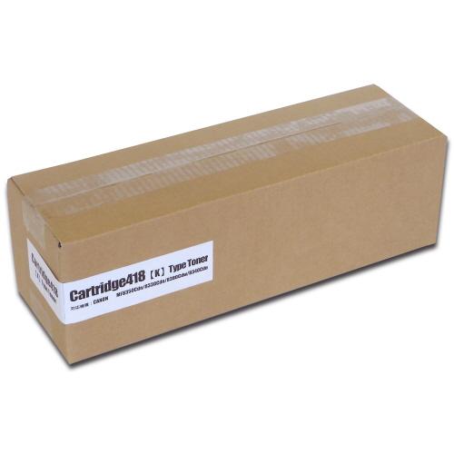 【お取寄せ品】 トナーカートリッジ418 汎用品 ブラック 1個 【送料無料】