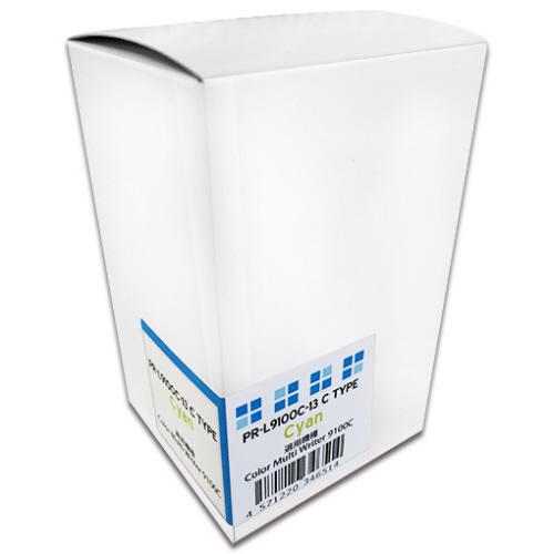 【お取寄せ品】 トナーカートリッジ PR-L9100C-13 汎用品 シアン 1個 【送料無料】