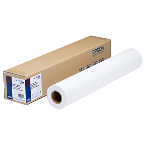 【お取寄せ品】 エプソン プロフェッショナルフォトペーパー(薄手光沢) A0ロール 841mm×30.5m PXMCA0R12 1本 【送料無料】