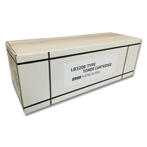 【お取寄せ品】 トナーカートリッジ LB320B 汎用品 1個 【送料無料】