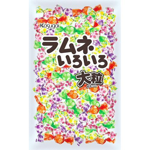 ブドウ糖入りで口どけの良いフルーツ味のラムネ 18%OFF 市販 春日井製菓 ラムネいろいろ 750g 1パック