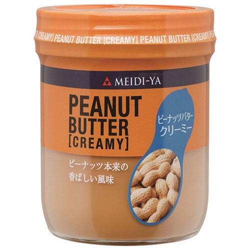 ピーナッツ含有量90%以上 ピーナッツ本来の香ばしい風味 明治屋 MY 売れ筋ランキング クリーミー 人気ブレゼント! 1個 450g ピーナッツバター