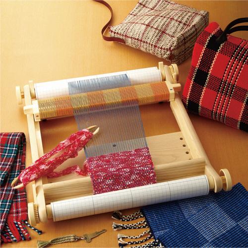 【お取寄せ品】 クロバー 手織り機「咲きおり」 57-950 1セット 【送料無料】