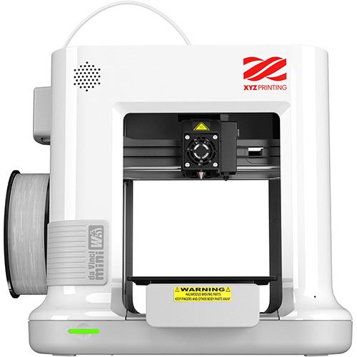 【お取寄せ品】 XYZプリンティングジャパン 3Dプリンター ダヴィンチ mini w+ 3FM3WXJP00H 1台 【送料無料】