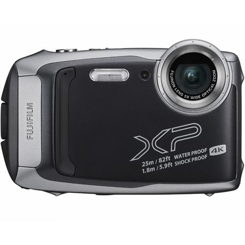 富士フイルム デジタルカメラ FinePix XP140 ダークシルバー FX-XP140DS 1台 【送料無料】