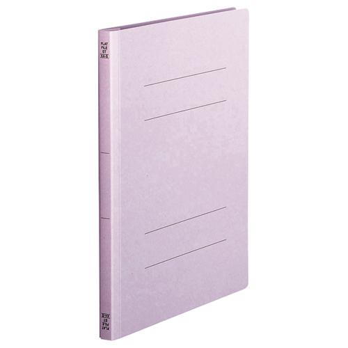 フラットファイルといえばスタンダードなこの色 TANOSEE フラットファイル スタンダードカラー A4タテ 150枚収容 公式サイト 10冊 SALE 背幅18mm 1パック 紫