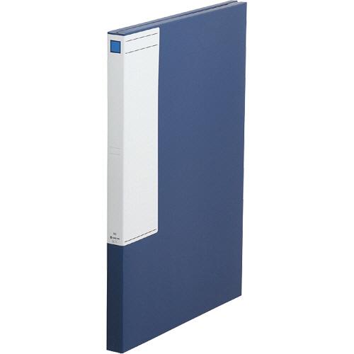 【お取寄せ品】 キングジム 図面ファイルGS A1 2つ折 背幅40mm 厚型 青 1181 1セット(5冊) 【送料無料】
