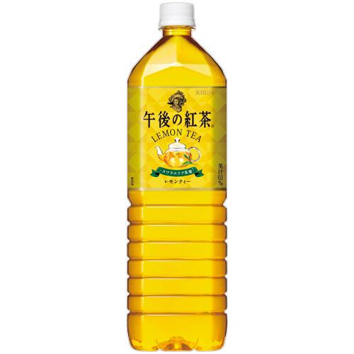 100%の紅茶葉の美味しいところだけを使用した紅茶シリーズ フレッシュな風味が特徴のシチリア産レモンの果汁を使用 キリンビバレッジ 午後の紅茶 格安店 レモンティー ペットボトル 1セット 1.5L 16本:8本×2ケース 送料無料 人気の製品