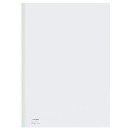 コクヨ レールクリヤーホルダー A4タテ 20枚収容 白 フ-760NW 1セット(200冊) 【送料無料】