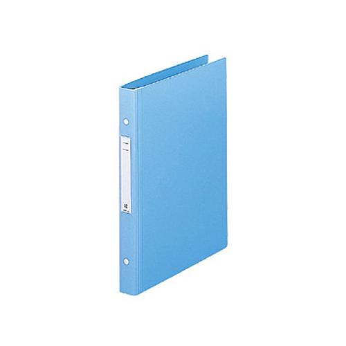【お取寄せ品】 リヒトラブ メディカルサポートブック・スタンダード A4タテ 2穴 180枚収容 ブルー HB656-1 1セット(10冊) 【送料無料】