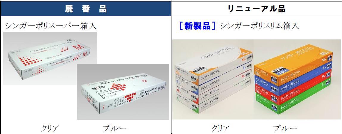 シンガーポリスリムクリア(箱入) L         入数 6000枚(100枚×60箱)
