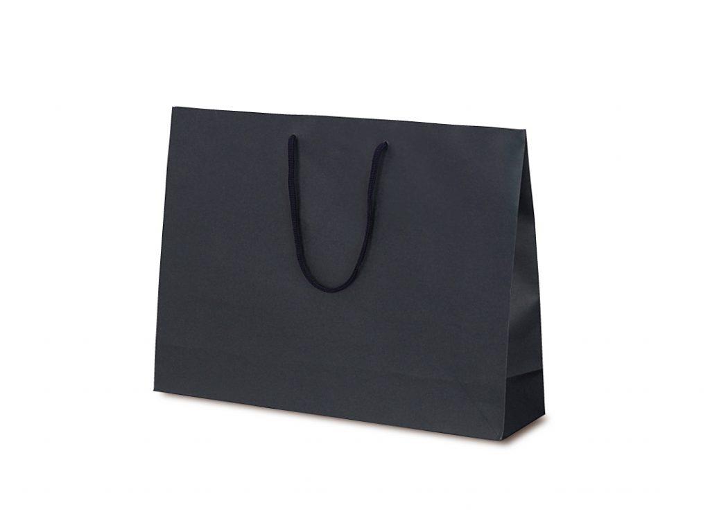 【手提袋】T―Y カラークラフト ネイビー 100枚