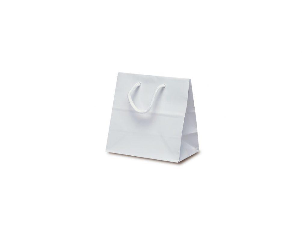 【手提袋】リトルバック ホワイト 100枚