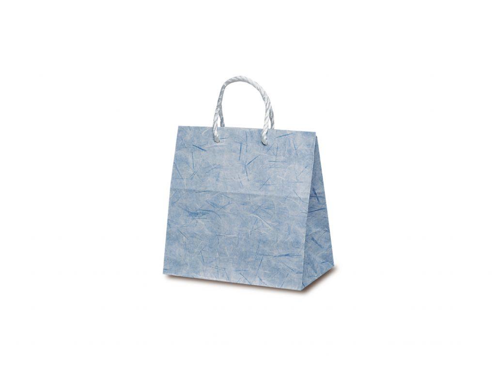 【手提袋】T―ミニ 彩流(紺) 200枚
