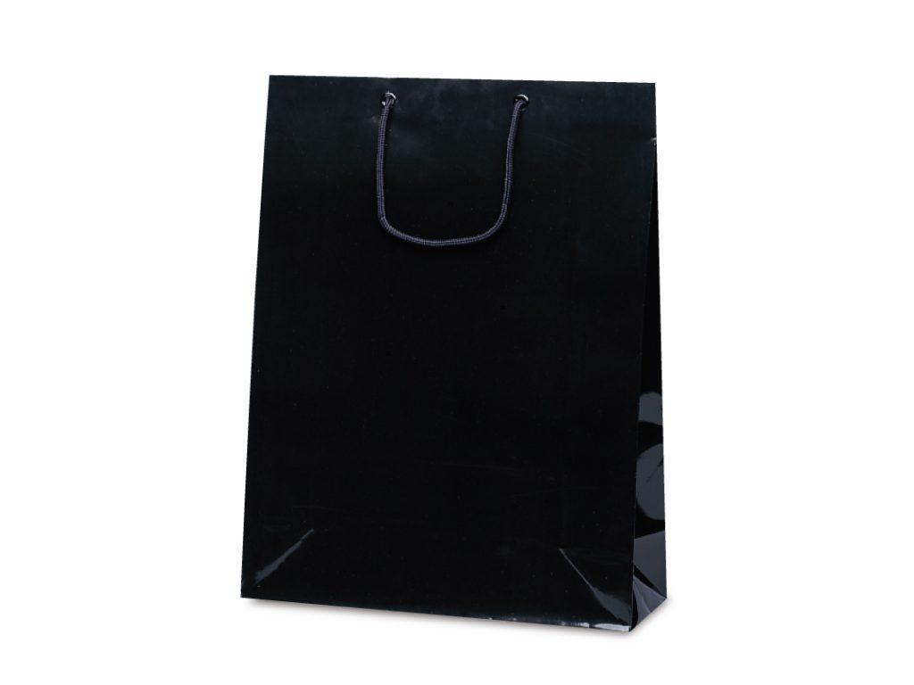 【手提袋】グランドバッグ ブラック 50枚