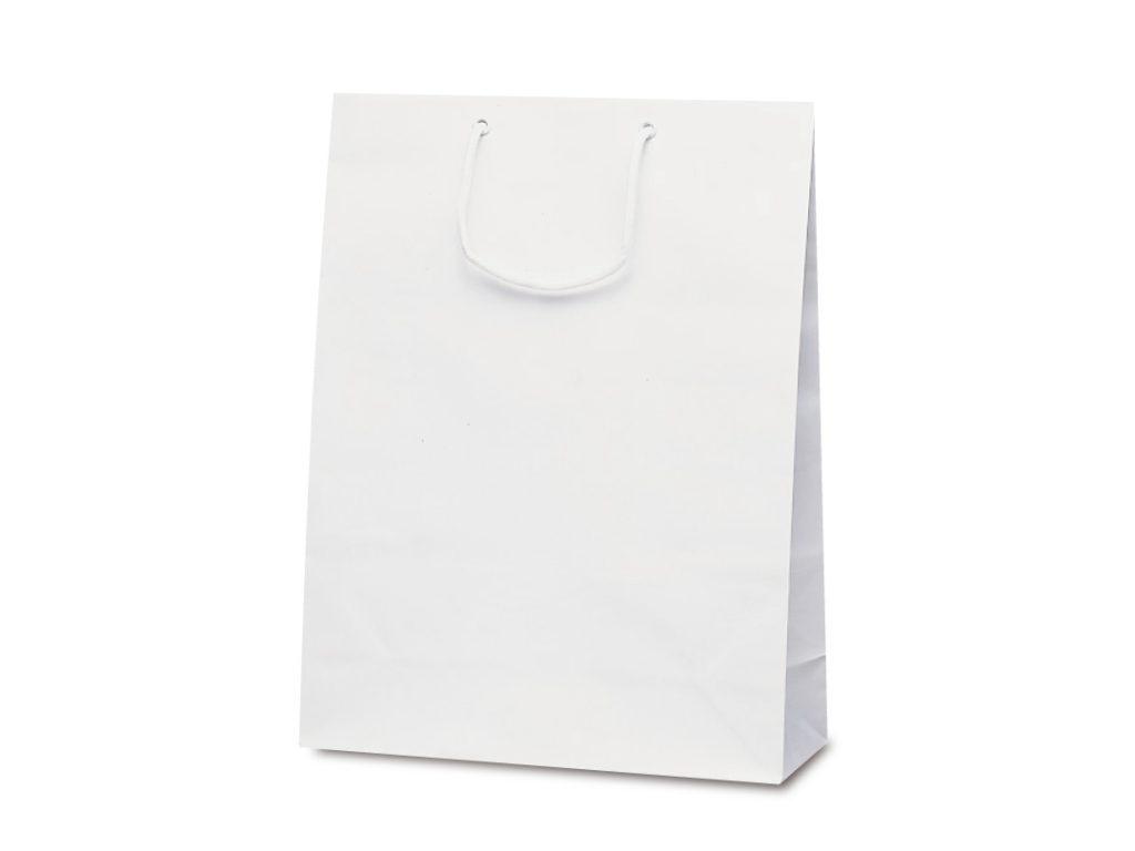 【手提袋】グランドバッグ ホワイト 50枚
