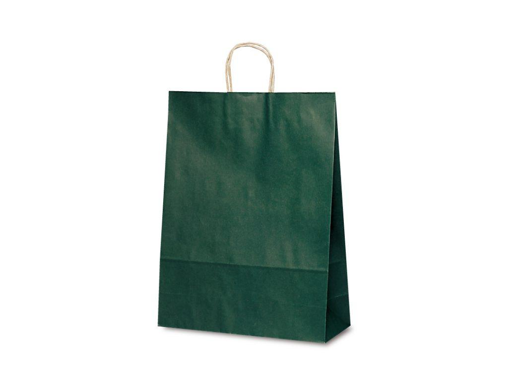 【手提袋】T―12 カラー(緑) 200枚